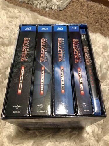 BlueRay DVD, BattleStar Galactica: The Complete for sale in Orem , UT