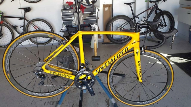 Own a piece of Olympic history (limited-edition S-Works Tarmac Torch) for sale in St. George , UT