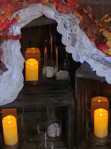 Rustic, Farmhouse, Antique Lanterns, and Candles for rent in Lehi , UT