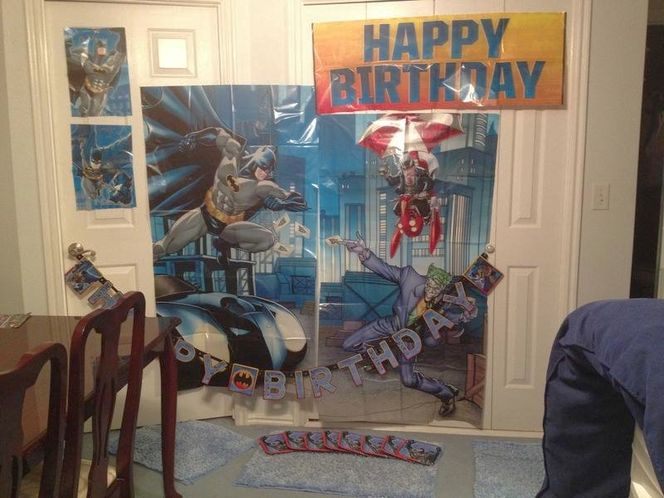 BATMAN PARTY ITEMS for sale in Sandy , UT