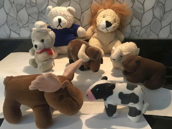 SOFT ANIMALS SET for sale in Sandy , UT