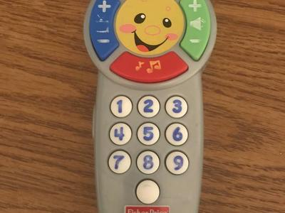 FISHER PRICE LAUGH & LEARN TOY & MUSICAL GAMES