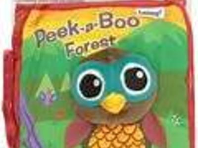 LAMAZE PEEK A BOO FOREST BOOK