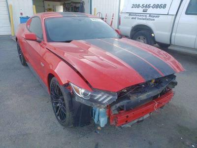 Low Mileage 2017 Mustang GT Parting Out