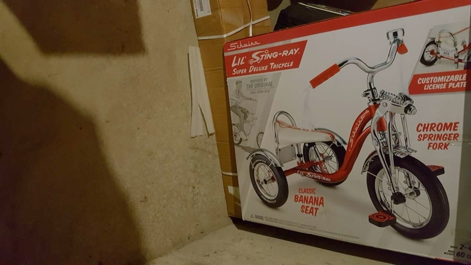 Schwinn tricycle new in the box for sale in Salt Lake City , UT