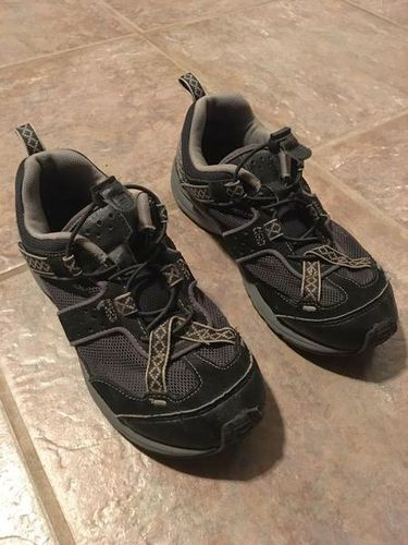 Breathable Womens Hiking Shoes By Lands End.Size 6 for sale in South Weber , UT