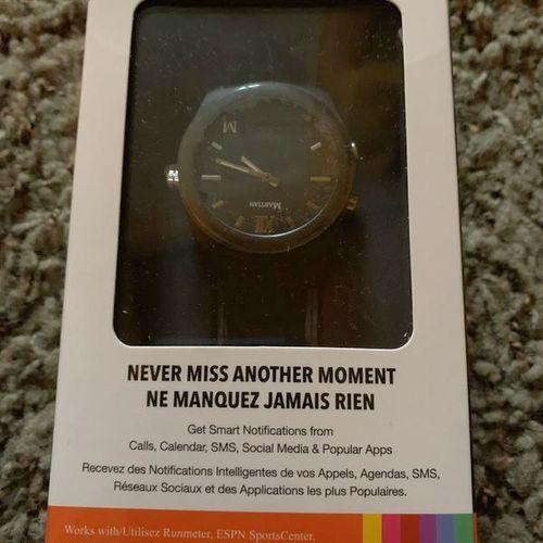 Martian Notifier Smartwatch Ksl Com