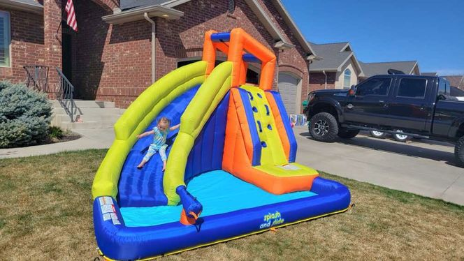 Toddler bounce houses/slides for rent in West Point , UT