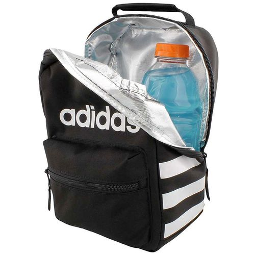 NEW adidas Insulted Lunch Bag • Black/White for sale in Sandy , UT