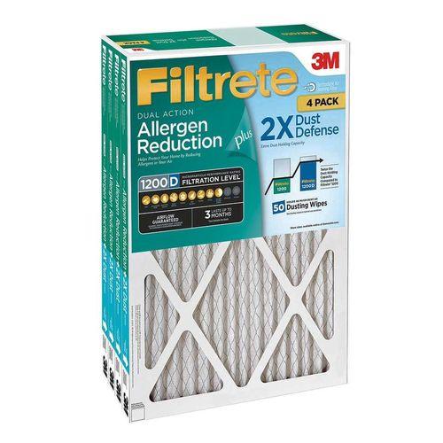 "NEW 4-Pack Filtrete Micro Allergen Plus 20"" X 30"" for sale in Sandy , UT"