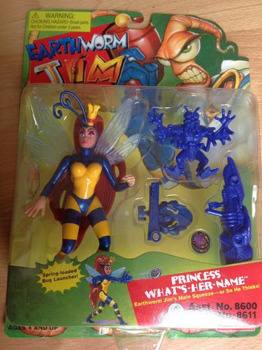 NEW Vintage action figures Earthworm jim for sale in Taylorsville , UT