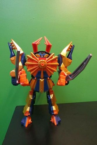Power Rangers Clawzord figure in great condition for sale in Taylorsville , UT