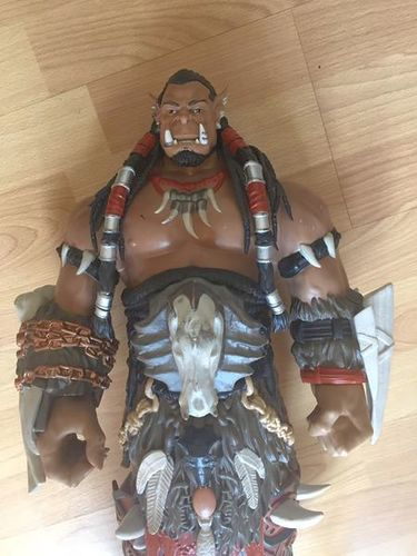 18 Inch World Of Warcraft Figure for sale in Taylorsville , UT