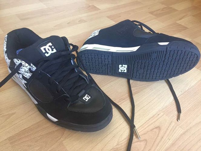 DC Shoes Model 300652 New Size 10 for sale in Taylorsville , UT