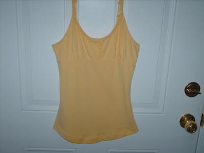 SO Yellow Cami Juniors Size S