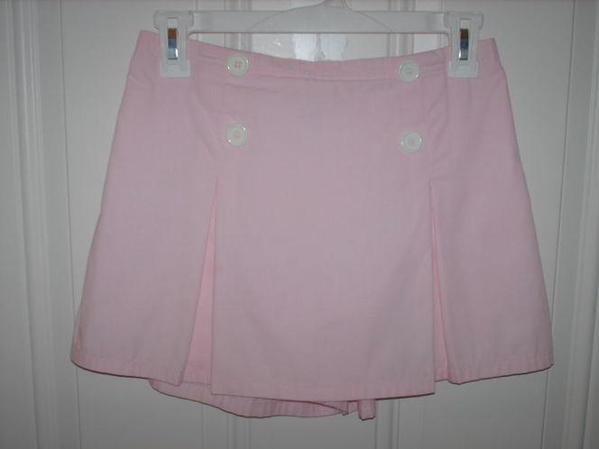 Pink Cotton Skort Girls Size XL 14/16 for sale in South Jordan , UT