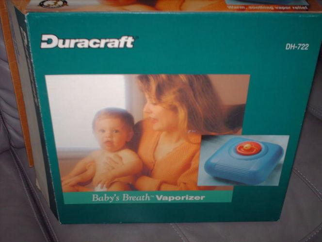 Duracraft Baby's Breath Vaporizer for sale in South Jordan , UT