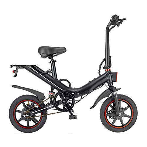 KYNG Electric Bicycle (NEW) Foldable Bike, 14 Inch Wheel, 48V Lithium Ion Battery, 62 Mile Radius 15 MPH Speed for sale in American Fork , UT