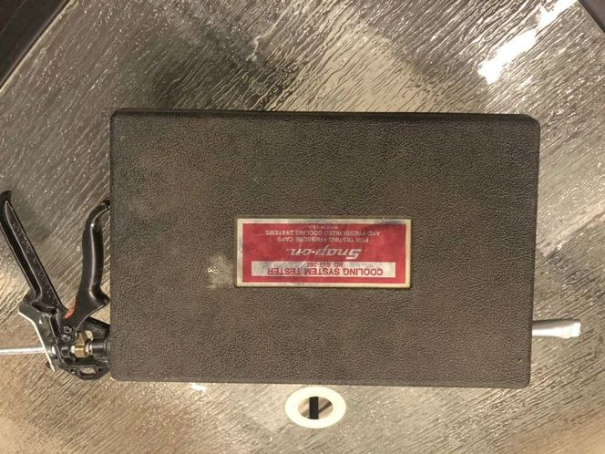 Radiator Pressure Tester Snap-On for sale in West Haven , UT