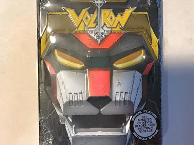 Voltron Collection Five: Black Lion New