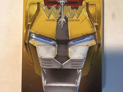 Voltron Collection Two: Yellow Lion