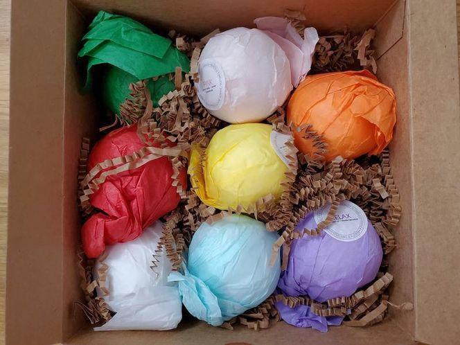 HanZa Bath Bombs Gift Set for sale in Sandy , UT