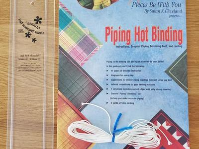 Piping Hot Binding Kit