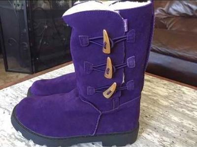 Brand New Pediped Boots Size 4