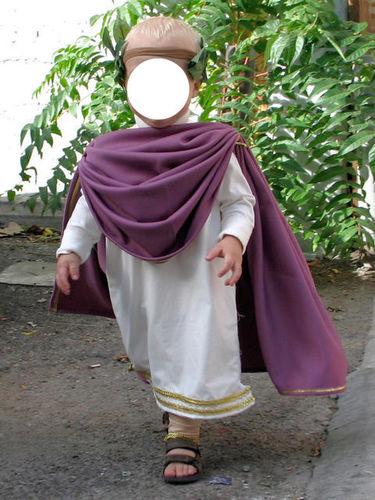 Child's Caesar costume, 12-24 mos for sale in West Jordan , UT