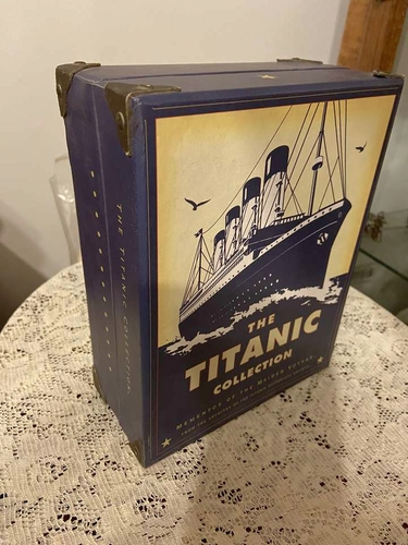 The Titanic Collection - Momentos of the Maiden Voyage for sale in Riverton , UT