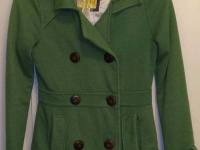 Cute Green Billabong Jacket