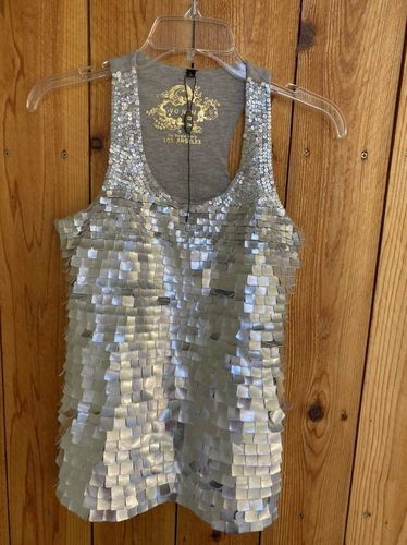 New Silver Tank Top for sale in Sandy , UT