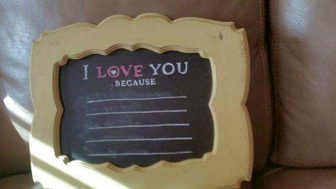 Framed Chalk Board for sale in Sandy , UT