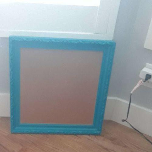 Corkboard- turquoise  for sale in Sandy , UT