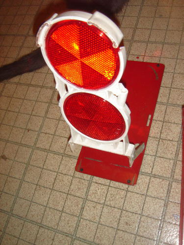 HEAVY DUTY EMERGENCY REFLECTOR 3 PACK WITH CASE for sale in Salt Lake City , UT