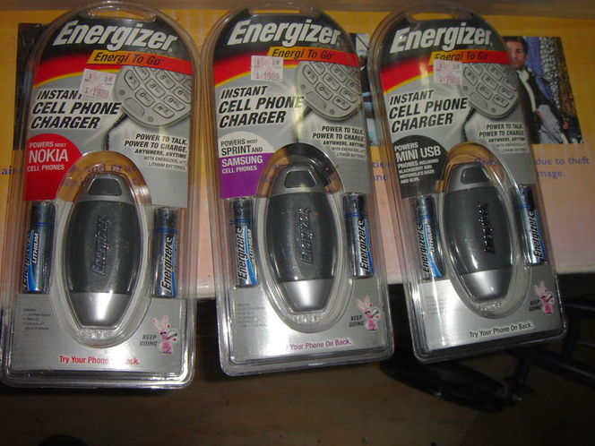 instant phone charger battery operated uni fit for sale in Salt Lake City , UT