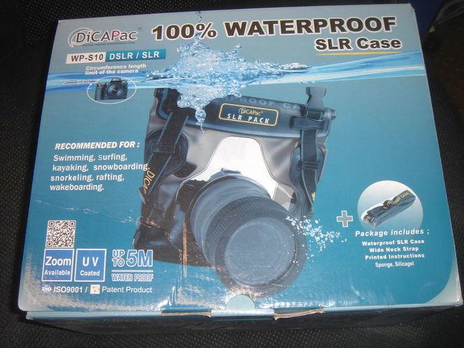 100% WATERPROOF DSLR CAMERA CASE NEW IN BOX for sale in Salt Lake City , UT
