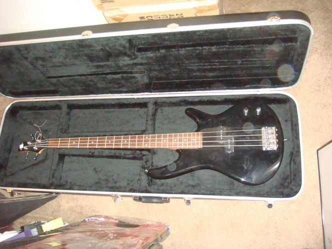 PRE CHINA IBANEZ GIO BASS GUITAR WITH TOUR CASE for sale in SALT LAKE CITY , UT