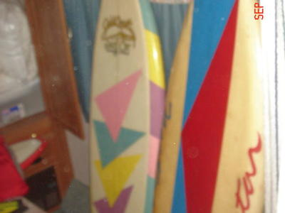 RARE GOLD COAST SURFBOARD QUEENSLAND AUSTRAILIA