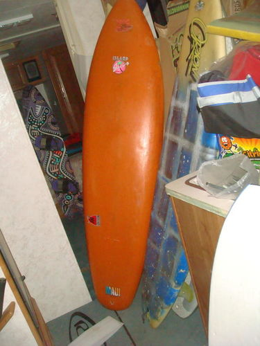 RARE 70'S OR 80'S VINTAGE SINGLE FIN SURFBOARD for sale in SALT LAKE CITY , UT