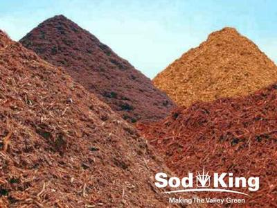 🥇MULCH - Colored Mulch Delivered