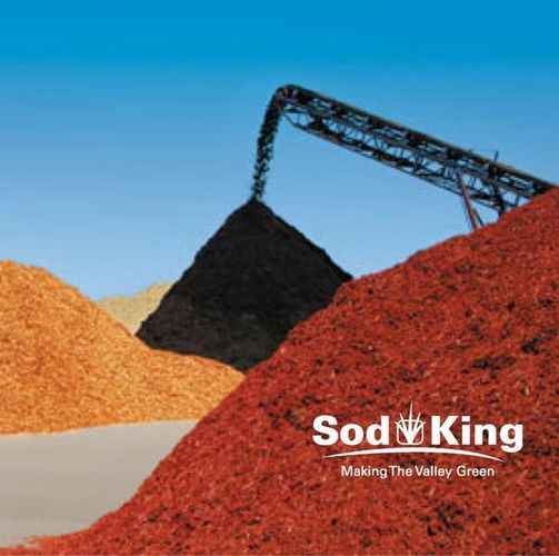 🥇MULCH - High Quality Colored Mulch Delivered for sale in Salt Lake City , UT