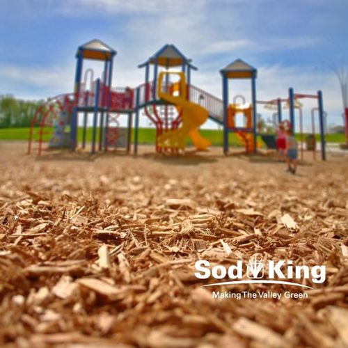 🥇MULCH - Certified Playground Woodchips Delivered for sale in Salt Lake City , UT