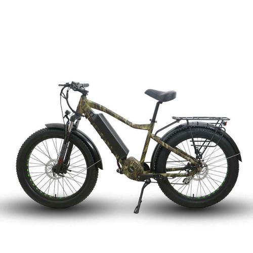 Eunorau Fat-HD 1000 watt Hunting Bike. for sale in Fairview , UT