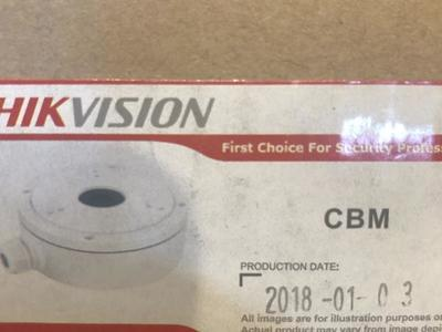 Hikvision CBM Security Camera mount/base