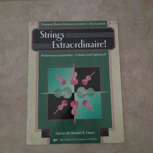 Strings Extraordinaire! For Violin for sale in Provo , UT