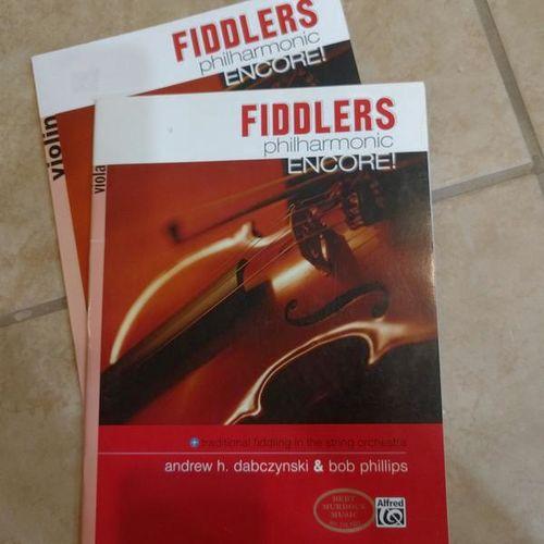 Fiddler's philharmonic Encore I for sale in Provo , UT