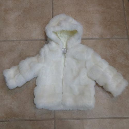 18 mo. fur jacket for sale in Provo , UT