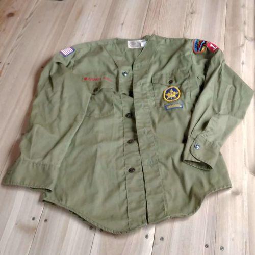 BSA long sleeve shirt for sale in Provo , UT