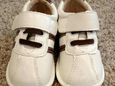Squeaky Baby Shoes